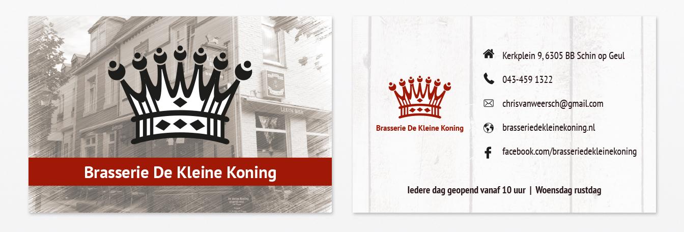 visitekaartjes_kleinekoning